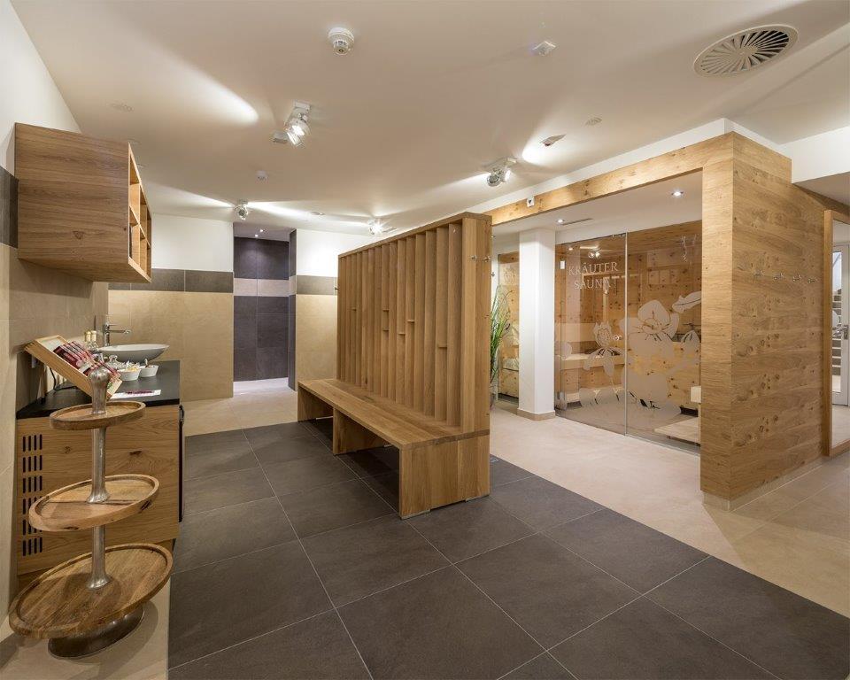 Hotel garni salzburg sauna & bagno turco